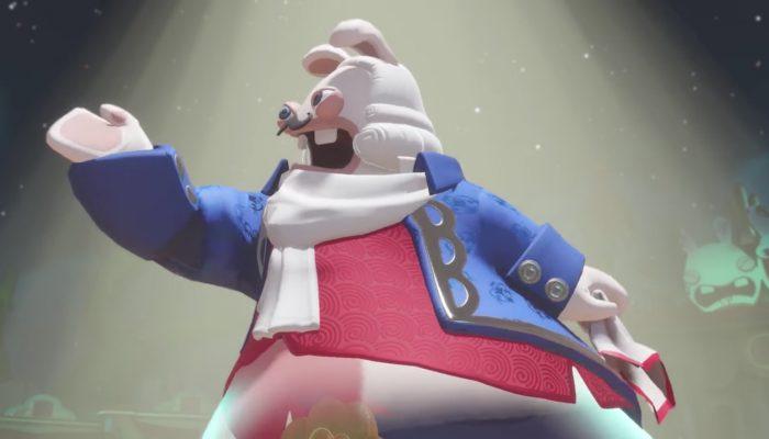 Mario + Rabbids Kingdom Battle – The Phantom of the Bwahpera Trailer