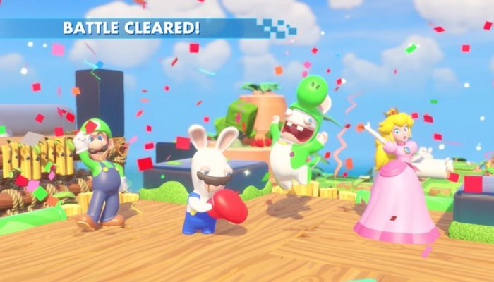Mario + Rabbids Kingdom Battle – Co-op Challenges and Spooky Surprises