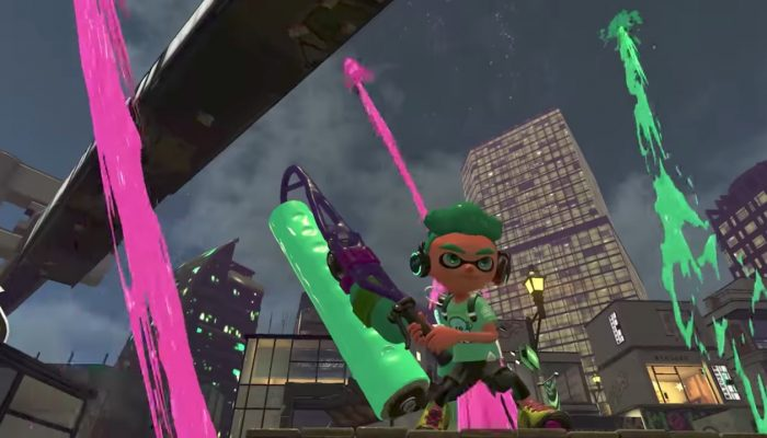 Splatoon 2 – Fourth Japanese Commercial