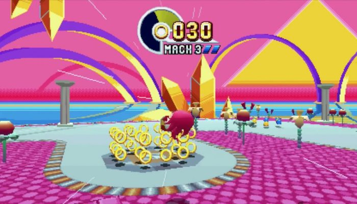 Sonic Mania – Special Stages, Bonuses and Time Attack