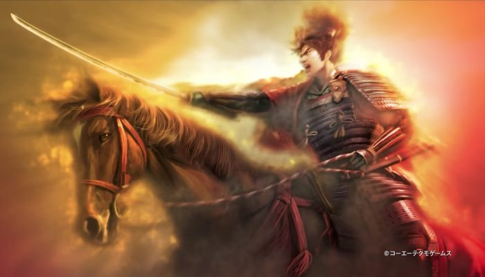 Nobunaga's Ambition: Taishi – Japanese Reveal Trailer