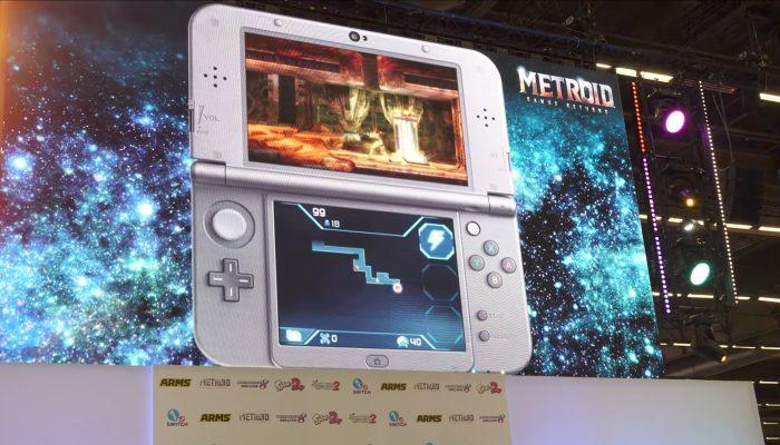 Metroid : Samus Returns – Découvrez les impressions des joueurs à Japan Expo !