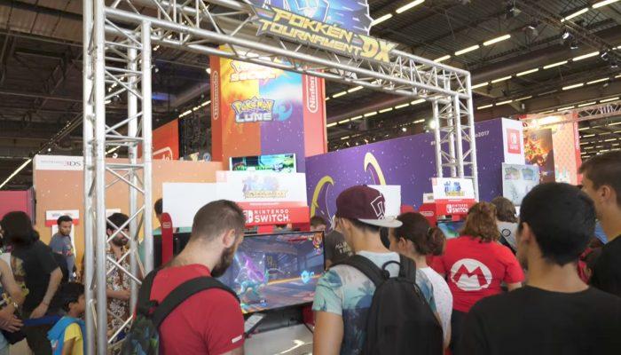 Pokkén Tournament DX – Découvrez les impressions des joueurs à Japan Expo !