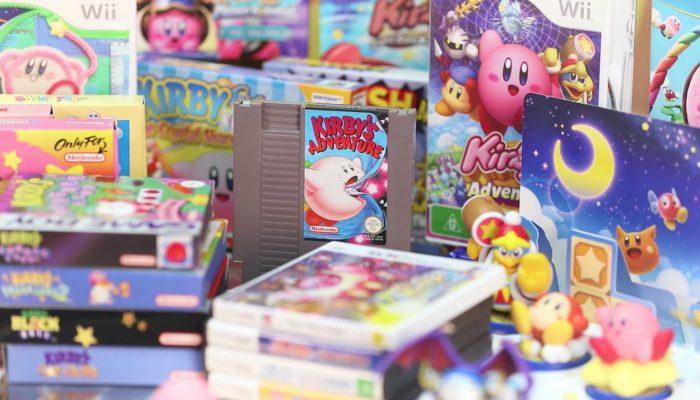Nintendo Australia – Kirby Memories (Kirby 25th Anniversary)