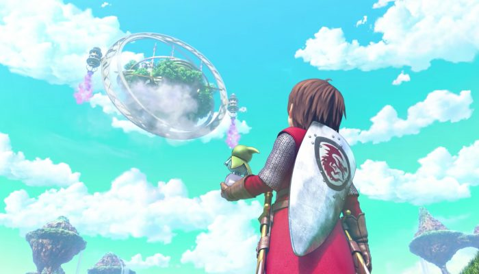 Dragon Quest X Online – Japanese New Expansion Trailer