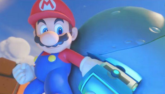 Mario + Rabbids Kingdom Battle – Character Vignette: Mario