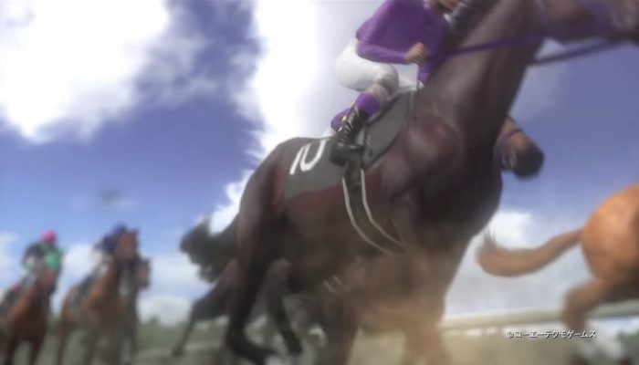 Champion Jockey Special – Japanese Nintendo Switch Trailer