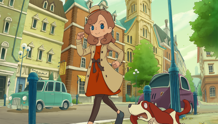 Layton's Mystery Journey launching in the West in October