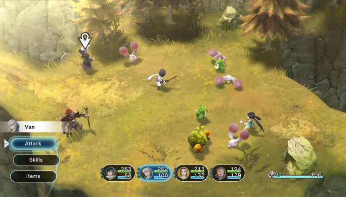 Lost Sphear launches in the West on January 23