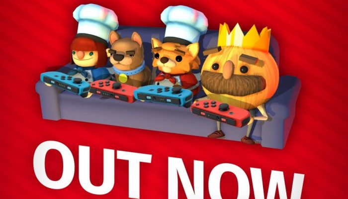 Overcooked Special Edition is now available on Nintendo Switch