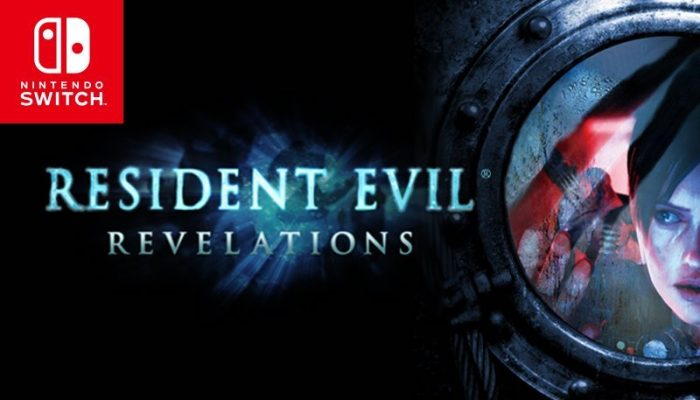 Resident Evil Revelations 1 and 2 are coming to Nintendo Switch