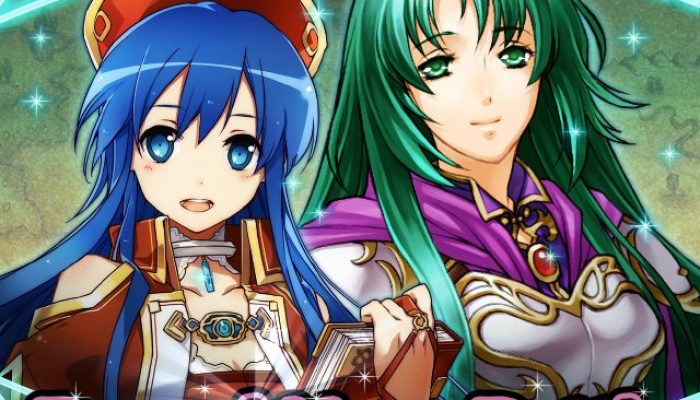 Cecilia and Lilina up for a Bound Hero Battle