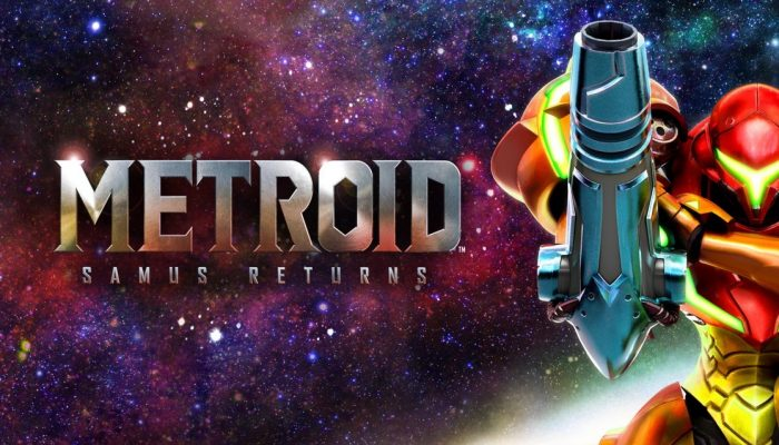 NoE: 'See what the new Samus Aran and Metroid amiibo can do in Metroid: Samus Returns!'