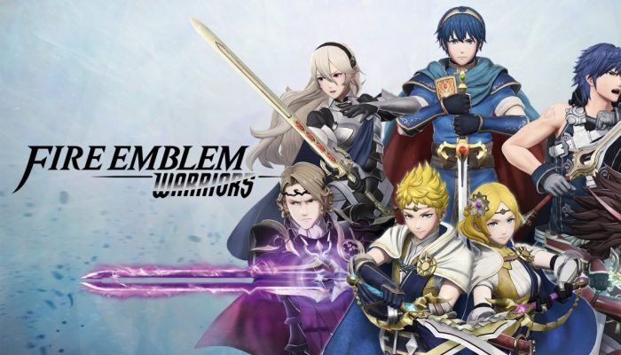 NoE: 'Treehouse Live charge into battle in Fire Emblem Warriors'
