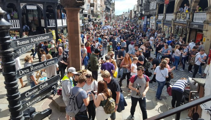 Big Heritage: 'First details of the Pokemon Go at Chester Heritage Festival'