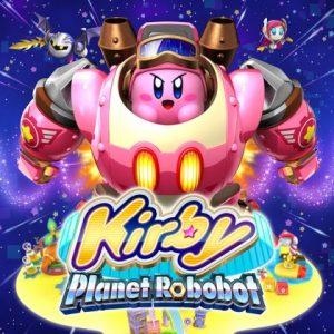 Nintendo eShop Sale Kirby Planet Robobot