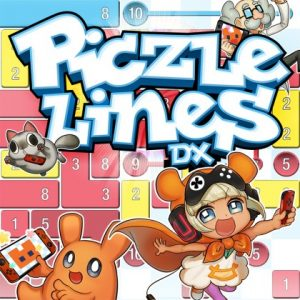 Nintendo eShop Downloads Europe Piczle Lines DX