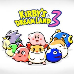 Nintendo eShop Sale Kirby's Dream Land 3