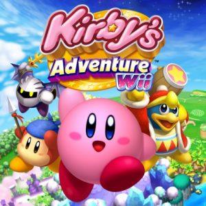 Nintendo eShop Sale Kirby's Adventure Wii