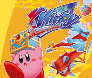 Nintendo eShop Sale Kirby Mouse Attack