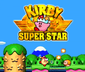 Nintendo eShop Sale Kirby Super Star