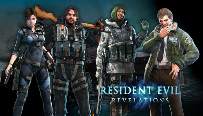 Capcom: 'The Characters of Resident Evil Revelations, Vol. 1'