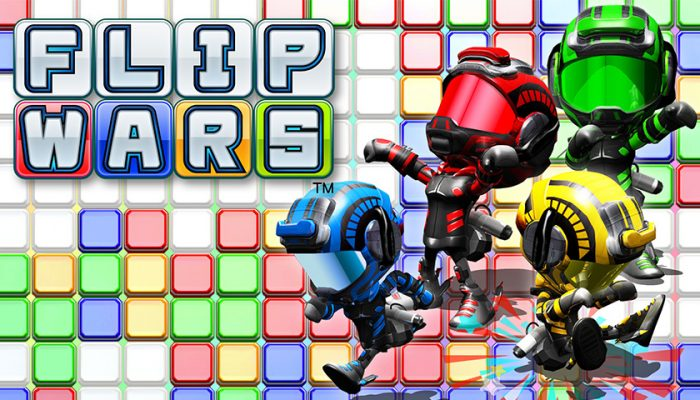 NoA: 'Get ready to flip over multiplayer action with Flip Wars – now available!'