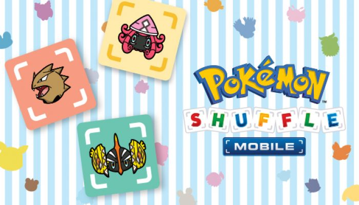 Pokémon: 'Celebrate Two Years of Shufflin''