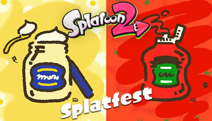 NoA: 'Get ready for the next Splatoon 2 Splatfest on 8/4'
