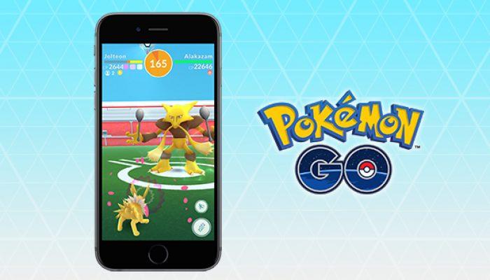 Pokémon: 'Power Up for Raid Battles'