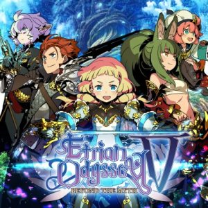Nintendo eShop Downloads Europe Etrian Odyssey V Beyond the Myth