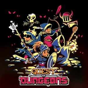 Nintendo eShop Downloads Europe Quest of Dungeons