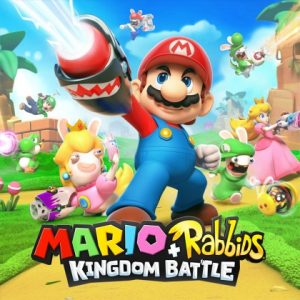 Nintendo eShop Downloads Europe Mario Rabbids Kingdom Battle