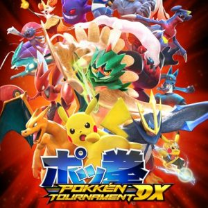 Nintendo eShop Downloads Europe Pokkén Tournament DX
