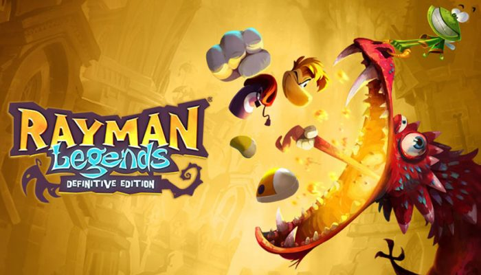 NoA: 'Free demos for Rayman Legends: Definitive Edition and more great games'