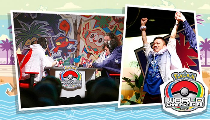 Pokémon: 'New Styles Triumph at the Video Game World Championships'