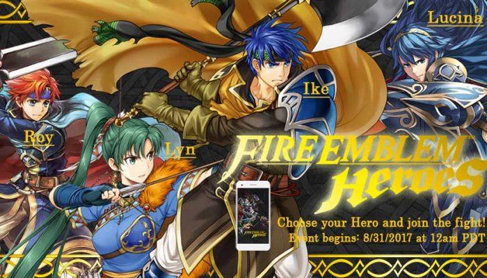 NoA: 'Fire Emblem Heroes: Special Heroes Event'