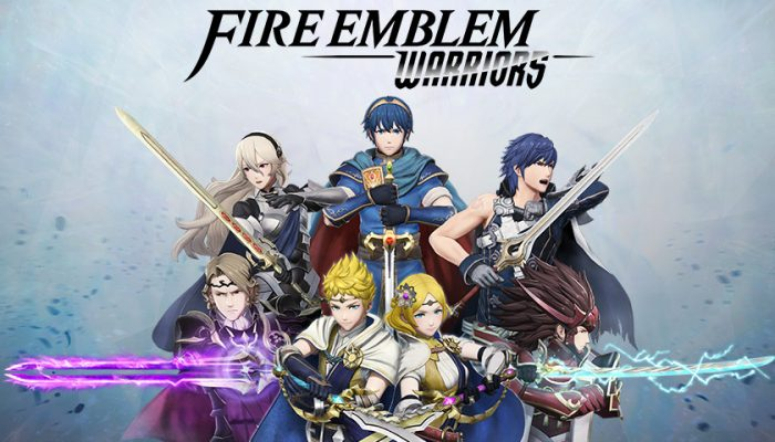 NoA: 'Fire Emblem Warriors for Nintendo Switch and New Nintendo 3DS launches on Oct. 20'