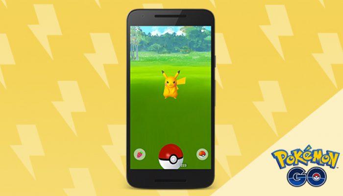 Pokémon: 'Shiny Pikachu Spotted in Pokémon Go'