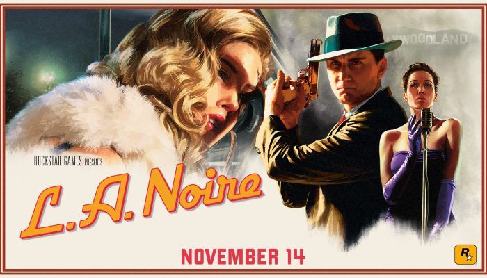 Rockstar: '4 New Versions of L.A. Noire Coming November 14'