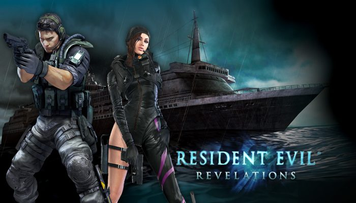 Capcom: 'The Characters of Resident Evil Revelations, Vol. 2'