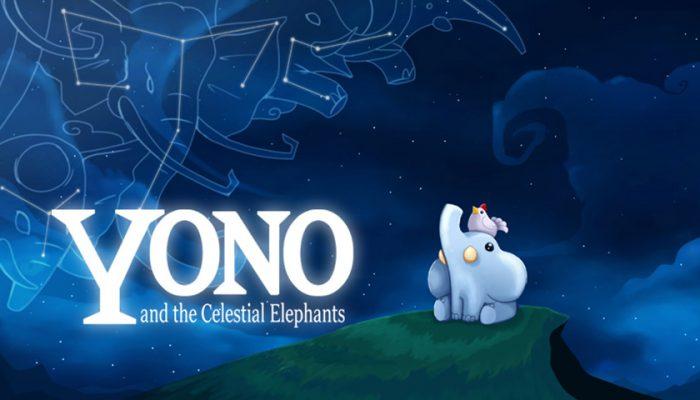 NoA: 'Yono and the Celestial Elephants lands on eShop today!'