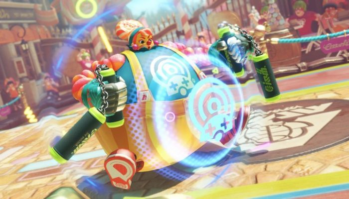 NoE: 'New Arms fighter Lola Pop announced!'