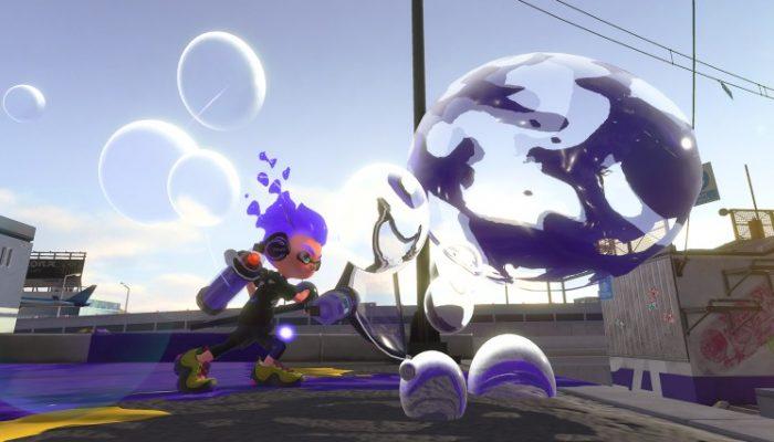 Nintendo France : ' Rapport du laboratoire de recherche sur les calamars : nouveaux stages gratuits pour Splatoon 2'