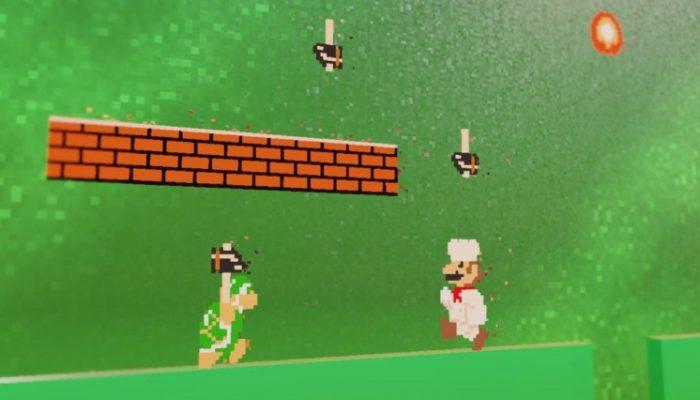 Nintendo France : 'Le producteur Yoshiaki Koizumi présente le pays de la cuisine de Super Mario Odyssey'