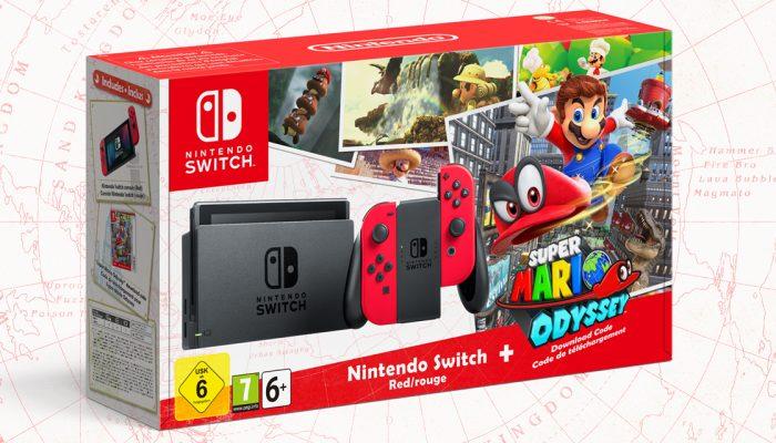 Nintendo France : 'Retrouvez toutes les annonces de Super Mario Odyssey dévoilées lors du dernier Nintendo Direct !'