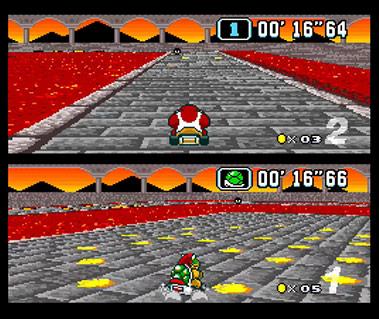 Nintendo Classic Mini Super Nintendo Entertainment System Super Mario Kart