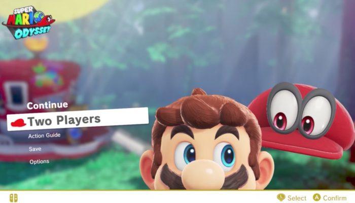 Nintendo Minute – Super Mario Odyssey Co-op Mode
