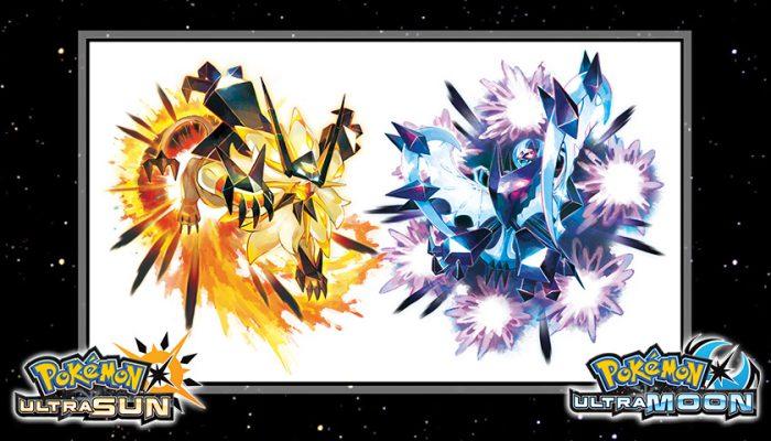 NoA: 'New Pokémon Ultra Sun and Pokémon Ultra Moon details revealed!'