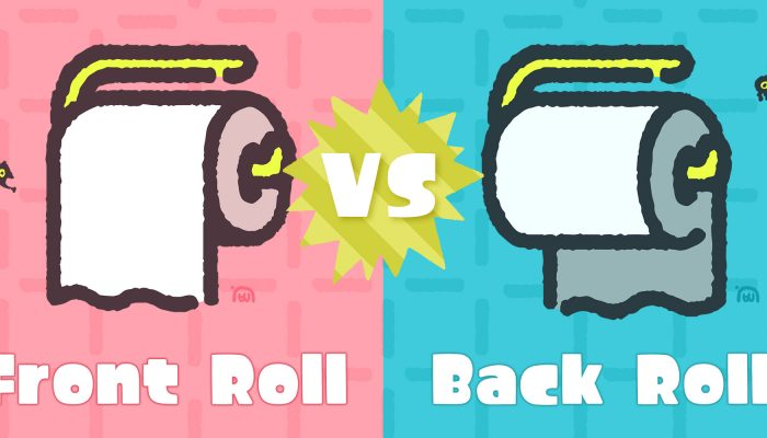 NoE: 'Front Roll or Back Roll? Splatoon 2's next Splatfest starts October 7th!'
